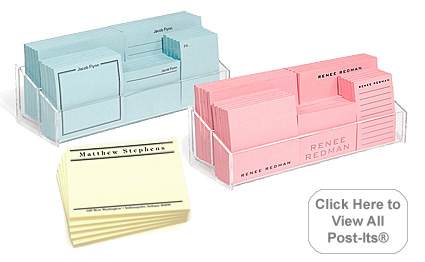 Post-Its® Make a Great Gift Idea