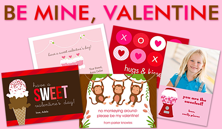 personalized valentines for sweet little ones studio notes