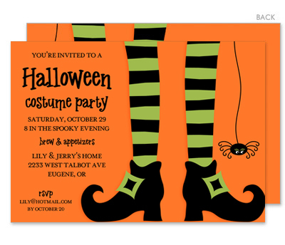 Lets all SCREAM for Halloween Party Ideas Studio Notes – Halloween Party Invitation Ideas