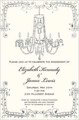 Chandelier wedding invitations studio notes 451977636f50f 9940 a10f 28cd61d00542a867 these vintage chandelier invitations mozeypictures Image collections