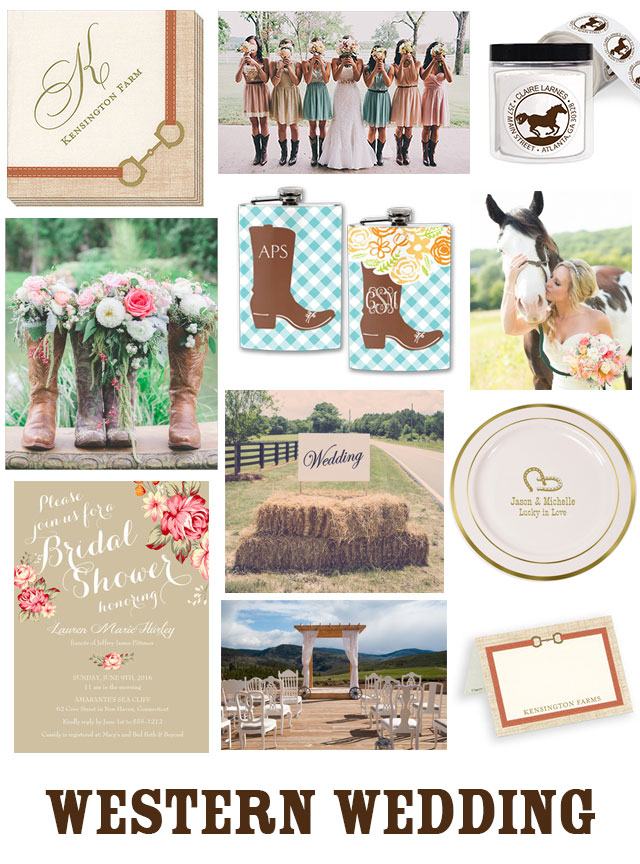 western-wedding-inspiration