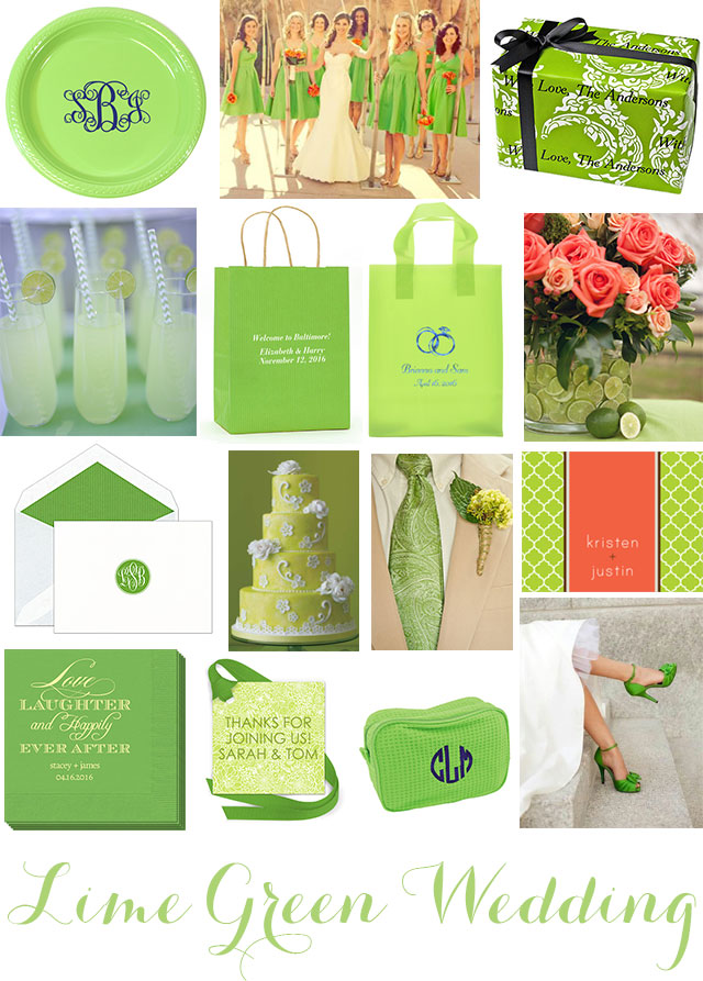 lime-green-wedding