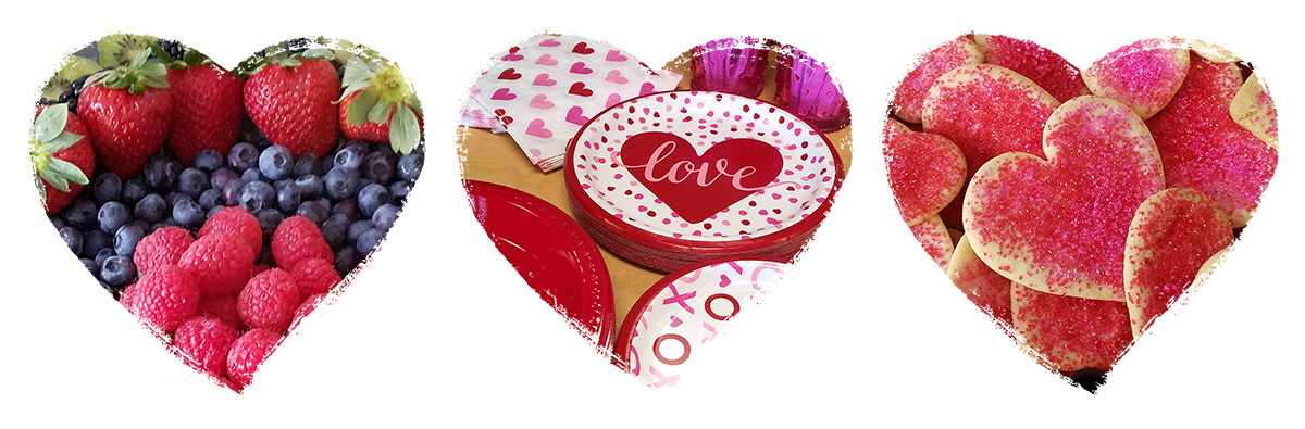 Valentine's Day at The Stationery Studio