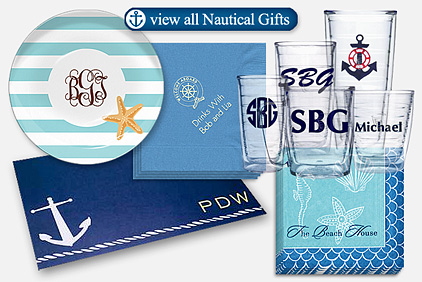 Visit www.TheStationeryStudio.com for Nautical Gifts