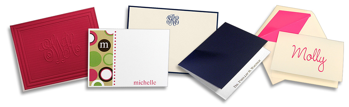 Personalized Stationery are One of the Season's Hottest Holiday Gifts