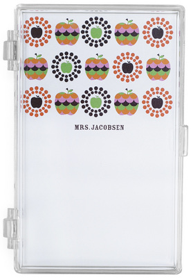 Apple Jotter Cards