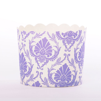 Lilac Baking Cups