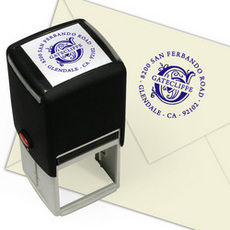 Gatecliffe Self-Inking Stamper