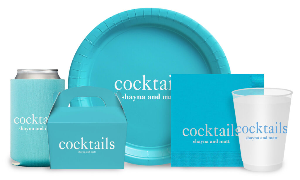 Big Word Cocktails Collection