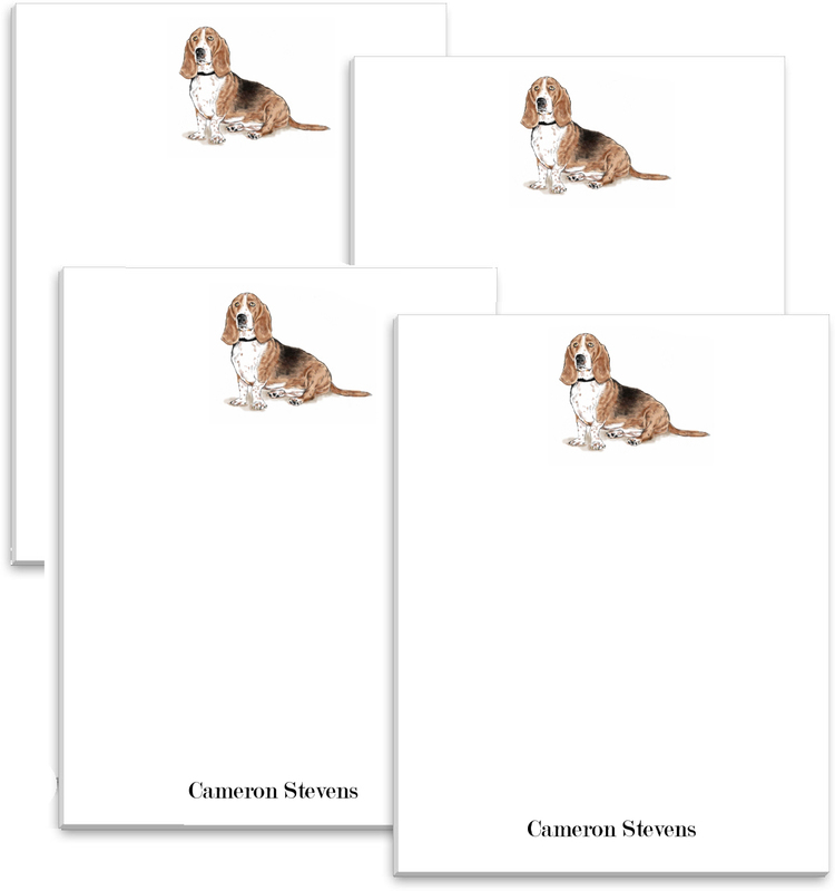 Pick Your Dog Notepad Collection